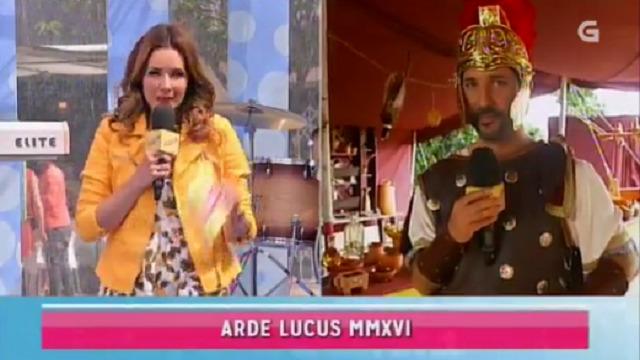 Lugo no Arde Lucus 2016 - 18/06/2016 16:30