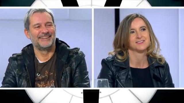 A avogada Paula Yebra e o actor Monti Castiñeiras - 24/03/2021 00:30