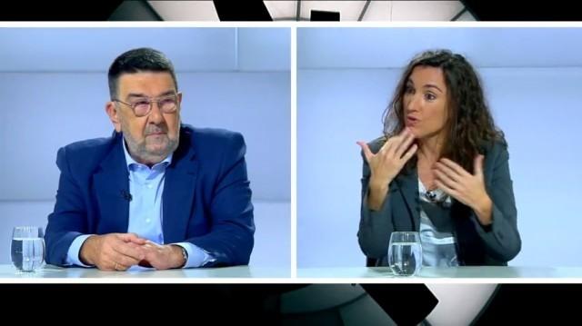 A directora de cine, Paula Cons e o epidemiólogo, Juan Gestal - 03/03/2021 00:30