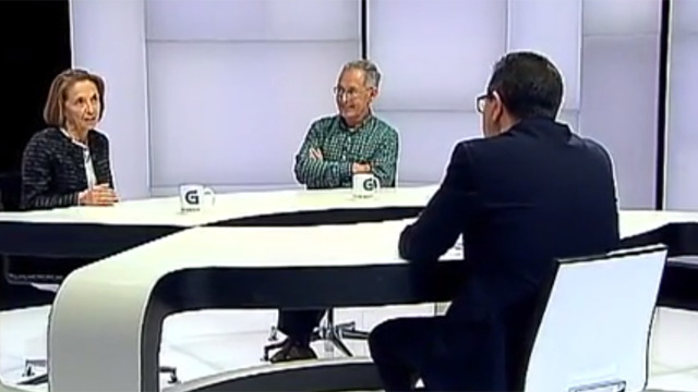 Ángel Carracedo e Cristina Fernández - 11/07/2017 00:30