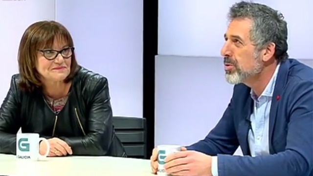 Fina Casalderrey e Pepe Solla - 02/05/2017 01:00