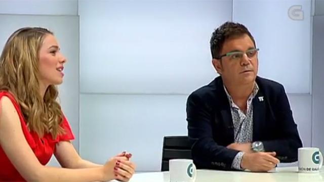 María Mera e Xosé Manuel Piñeiro - 30/05/2017 01:00