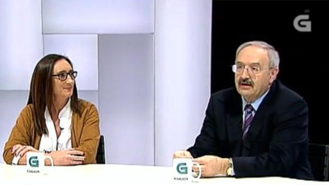 María Victoria Otero Espinar e Ramón Villares - 25/04/2017 01:00