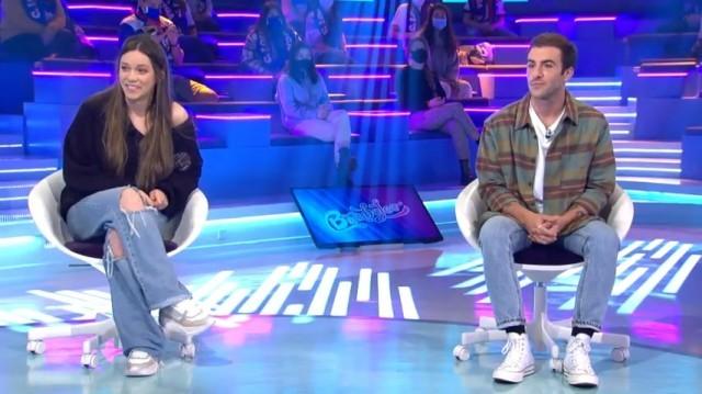 Con Eva b e Álvaro de Luna - 28/11/2020 22:00