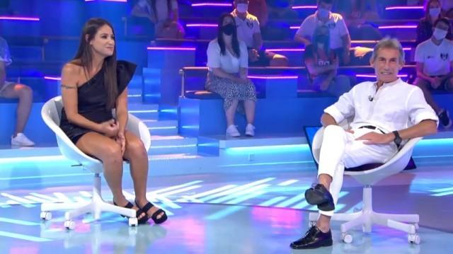 Con Georgina e Xil Ríos - 22/08/2020 22:00