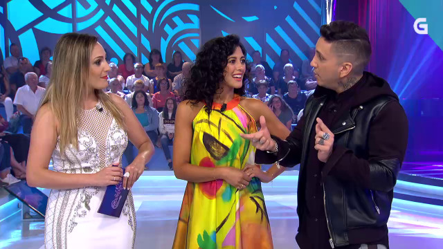 Con Lucía Pérez e Ariel de Cuba - 14/09/2019 22:00