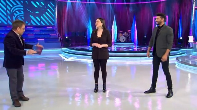 Con María Villalón e Jorge González - 20/02/2021 22:00