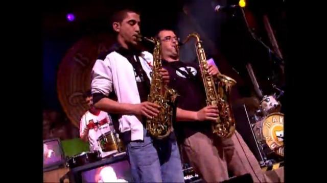 Con Lamatumbá e David Fonseca - 02/05/2009 16:00