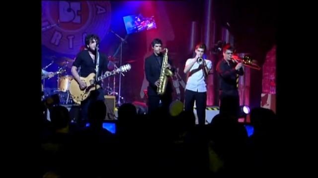 Con Víctor Aneiros Band e Le Punk - 09/05/2009 16:00