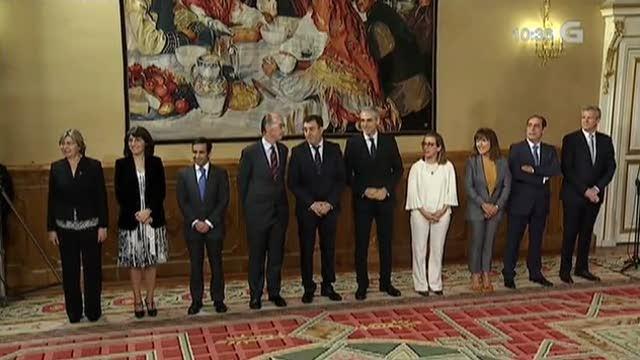 Toma de posesión dos conselleiros da Xunta de Galicia - 14/11/2016 10:30
