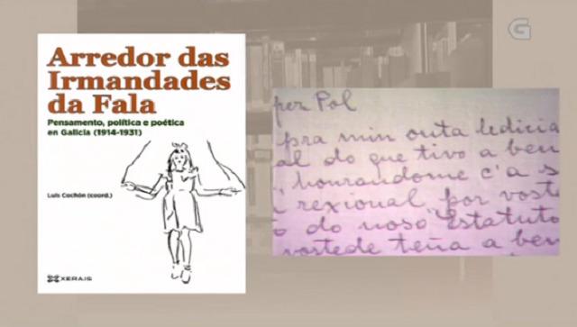 """""""Arredor das Irmandades da Fala"""" de Luís Cochón (coordinación) - 17/02/2017 13:50"""