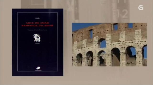 """Arte de amar"" de Ovidio - 01/06/2016 13:50"
