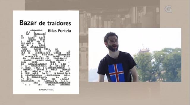 """""""Bazar de traidores"""" de Elías Portela - 23/01/2017 13:50"""
