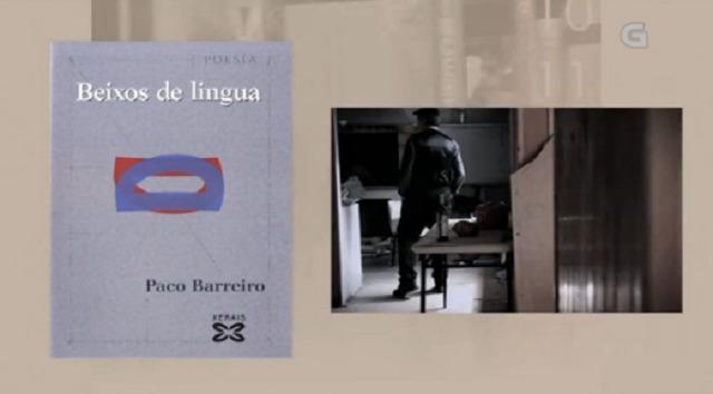 """""""Beixos de lingua"""" de Paco Barreiro - 14/06/2017 13:50"""