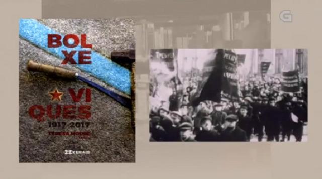 """""""Bolxeviques"""" de Teresa Moure (coordinación) - 09/03/2017 13:50"""