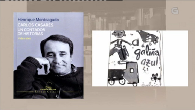 """Carlos Casares. Un contador de historias"" de Henrique Monteagudo - 28/04/2017 13:50"