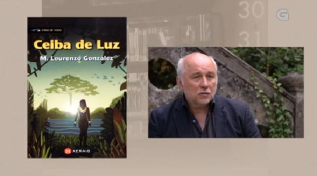 """""""Ceiba de Luz"""" de Manuel Lourenzo González - 31/10/2017 13:45"""