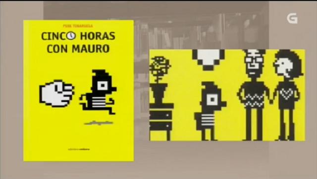 """""""Cinco horas con Mauro"""" de Pepe Tobaruela - 03/09/2016 13:50"""