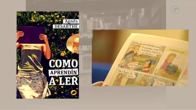"""Como aprendín a ler"", de Agnés Desarthe - 30/05/2018 13:50"
