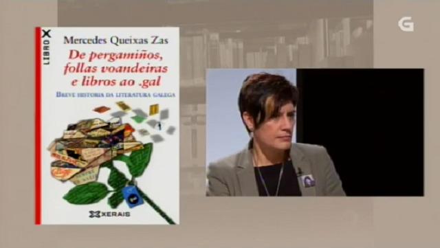 """""""De pergamiños, follas voandeiras e libros ao .gal"""" de Mercedes Queixas - 15/04/2016 13:45"""