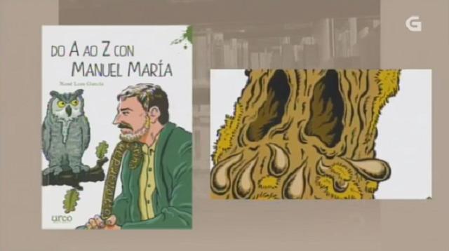 """""""Do A ao Z con Manuel María"""" de Xosé Lois García - 11/10/2016 13:50"""