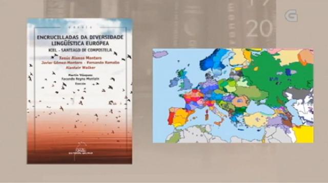 """""""Encrucillada da diversidade lingüística europea"""" de varios autores - 08/03/2018 13:45"""