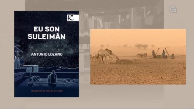 """Eu son Suleimán"" de Antonio Lozano - 15/02/2017 13:50"