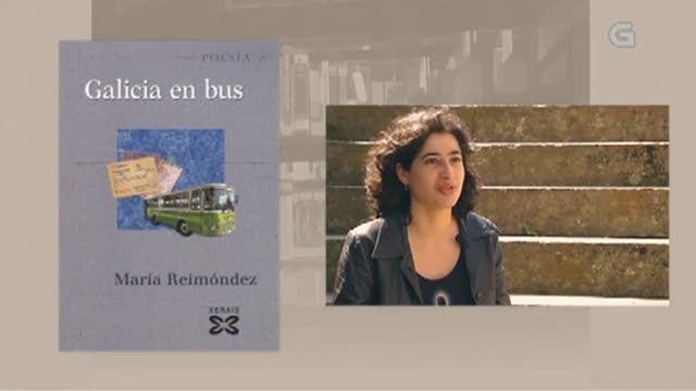 """Galicia en bus"", de María Reimóndez - 27/04/2018 13:50"