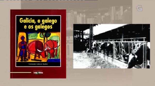 """""""Galicia, o galego e os galegos"""" de Fernando Cabeza - 24/01/2017 13:50"""