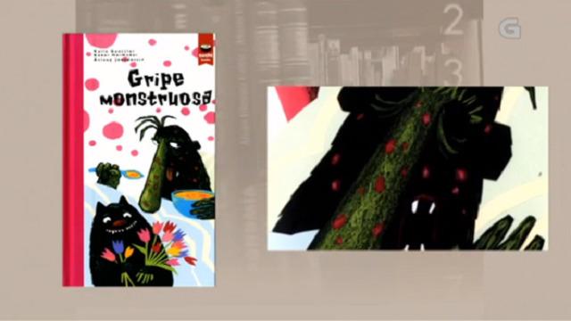"""""""Gripe monstruosa"""" de Kalle Güettler, Rakel Helmsdal e Áslaug Jóndsdóttir - 03/11/2017 13:45"""