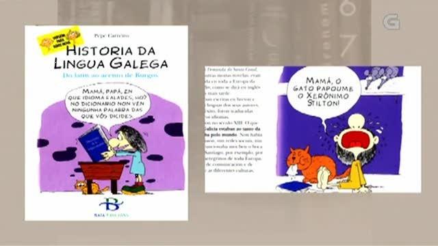 """""""Historia da lingua galega"""", de Pepe Carreiro - 23/05/2018 13:50"""