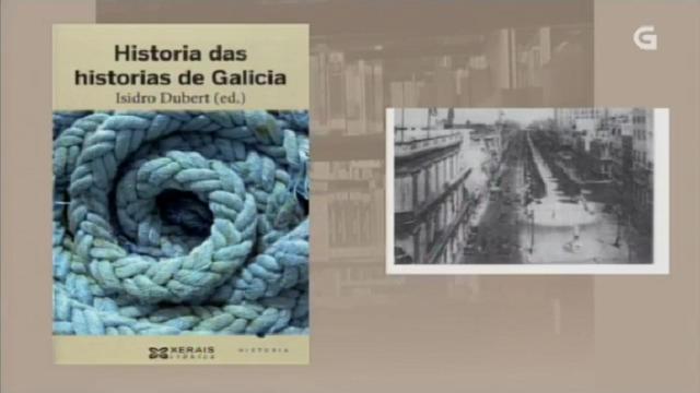 """""""Historias das historias de Galicia"""" de Isidro Dubert - 27/05/2016 13:50"""
