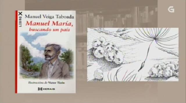 """Manuel María, buscando un país"" de Manuel Veiga - 18/05/2016 13:50"