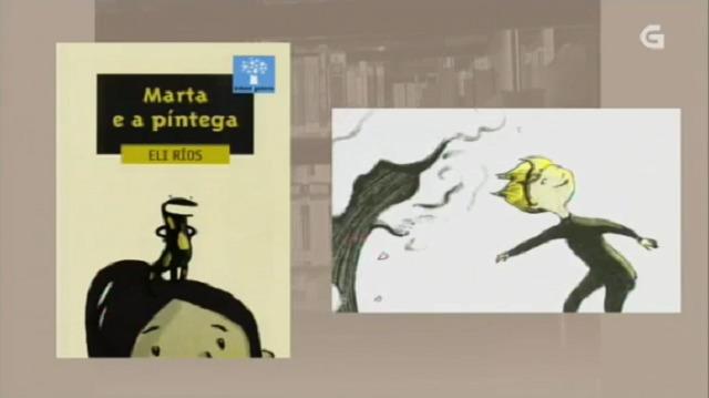 """""""Marta e a píntega"""" de Eli Ríos - 27/09/2016 13:50"""
