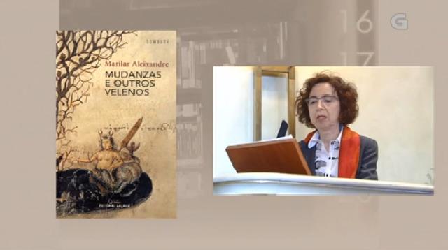 """""""Mudanzas e outros velenos"""" de Marilar Aleixandre - 21/02/2018 13:45"""