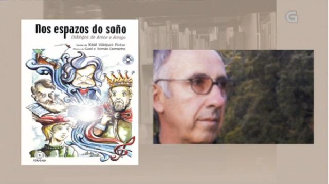 """""""Nos espazos do soño"""" de Xosé Vázquez Pintor - 28/02/2018 13:45"""