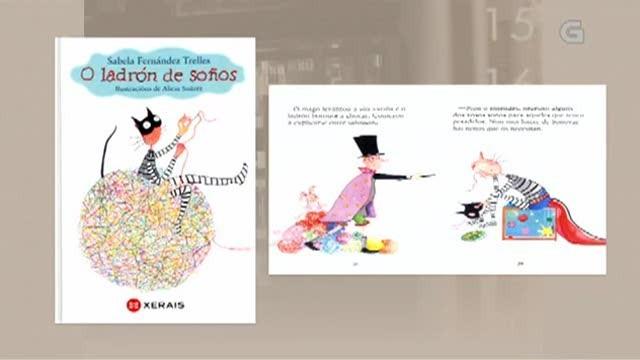 """O ladrón de soños"", de Sabela Fernández Trelles - 03/08/2018 13:50"