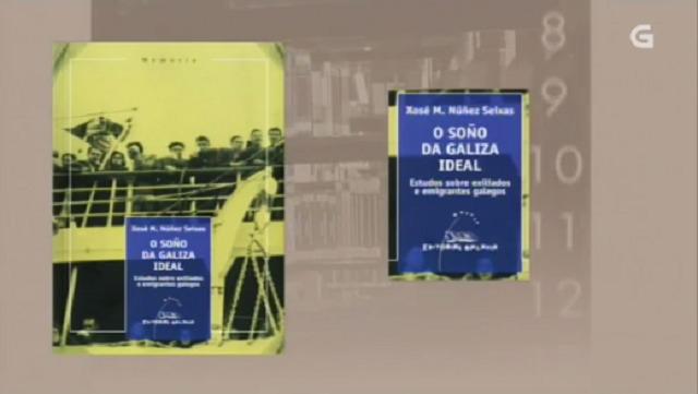 """O soño da Galiza ideal"" de Núñez Seijas - 04/11/2016 13:50"