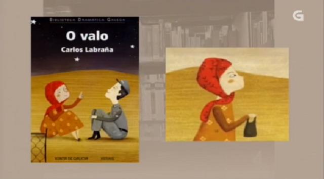 """""""O valo"""" de Carlos Labraña - 25/09/2017 13:45"""