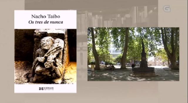 """""""Os tres de nunca"""" de Nacho Taibo - 29/03/2017 13:50"""