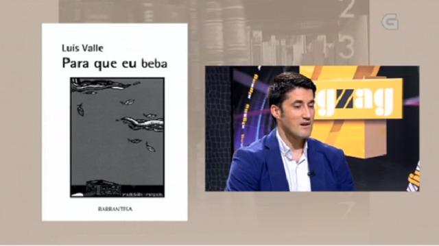 """""""Para que eu beba"""" de Luís Valle - 26/10/2017 13:45"""