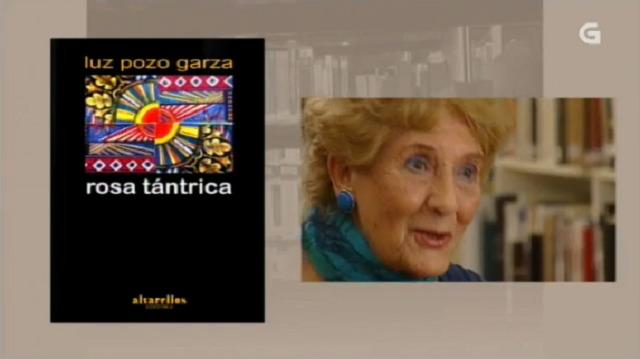 """""""Rosa tántrica"""" de Luz Pozo - 26/09/2016 13:50"""