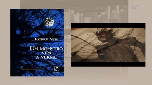 """Un mostro vén a verme"" de Patrick Ness - 21/02/2017 13:50"