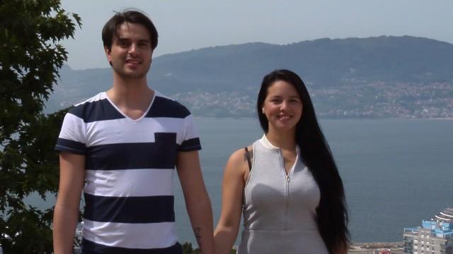 Diana e Jesús - 23/07/2015 23:30