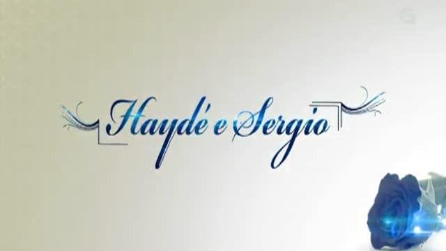 Haydé e Sergio - 31/03/2012 22:30