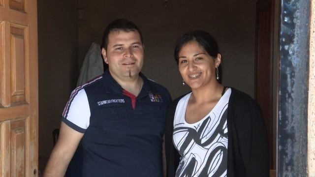 Raquel e Andrés - 02/10/2014 22:30