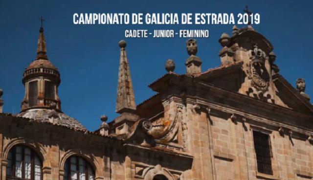 Campionato de Galicia de estrada 2019: cadete, júnior e feminino - 29/09/2019 21:00