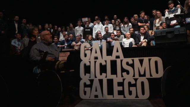 Gala do ciclismo galego 2019 - 15/03/2020 15:00