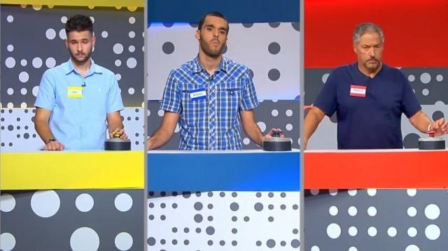 Abel de Ourense, Manuel de Negreira e Antonio de Lugo - 08/11/2019 16:00