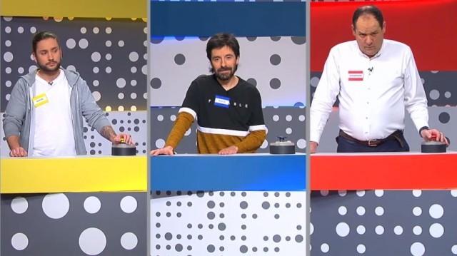 Adrián de Padrón, Martín do Morrazo e Fernando de Cambre - 12/02/2020 16:00